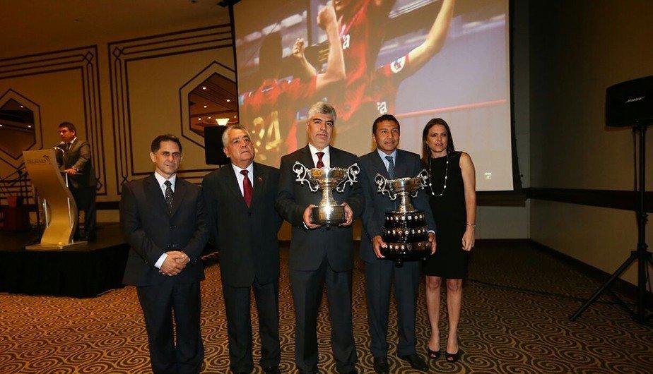 Melgar e Ysrael Zúñiga fueron galardonados por la ADFP.