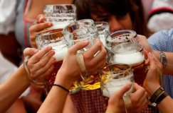 La cerveza combate el cáncer