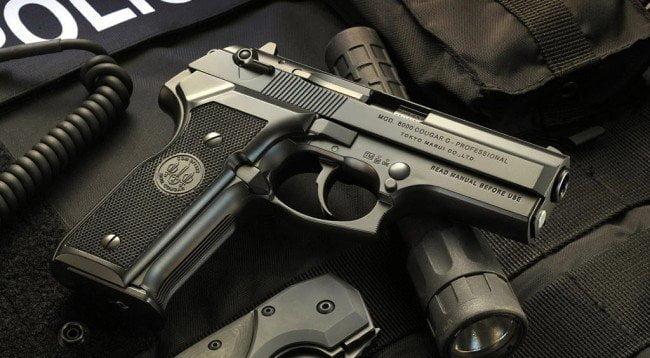 Debido a la inseguridad existente en nuestro país, en el 2015 aumentaron las importaciones de armas de fuego.