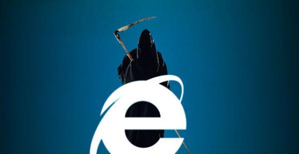 bye bye Internet Explorer