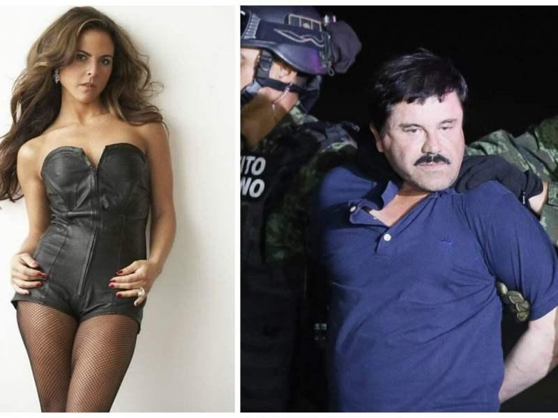 Kate del Castillo provocó la locura de El Chapo Guzmán