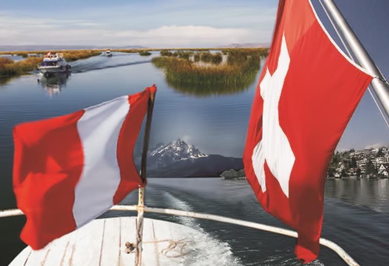 Peruanos y suizos fortalecerán negocios.