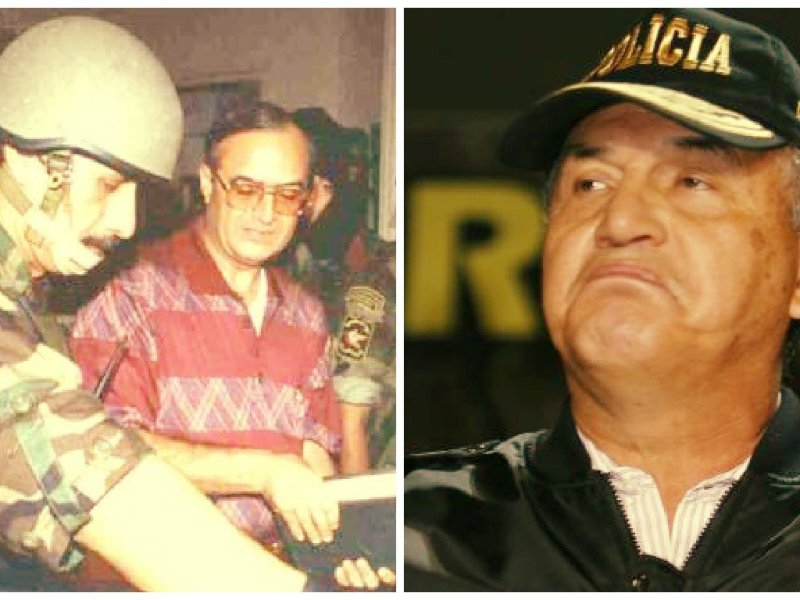 Daniel Urresti trabajó para Alberto Fujimori y Montesinos