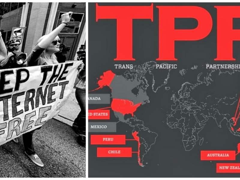 Especialista en seguridad informátiva alerta riesgos de firmar Acuerdo Transpacífico de Cooperación Económica (TPP)