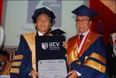 Alejandro Toledo devolverá el grado de Doctor Honoris Causa a UCV