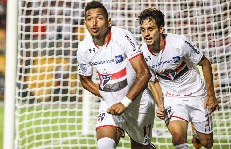 Sao Paulo eliminó a Vallejo de la Copa Libertadores.