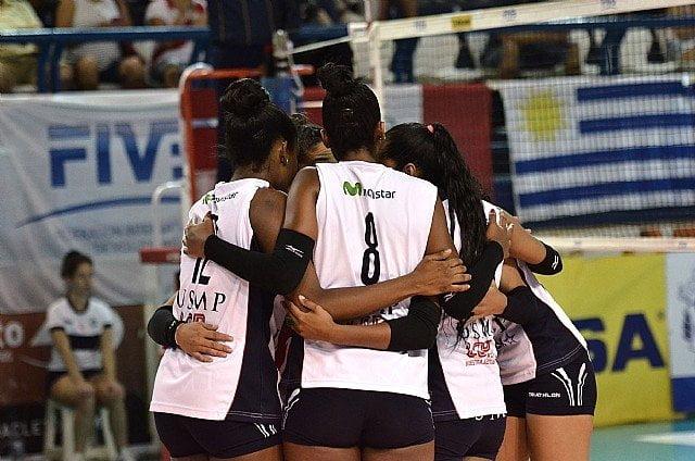 La U. San Martin jugará esta tarde por el primer lugar de su grupo en el Sudamericano de Clubes.