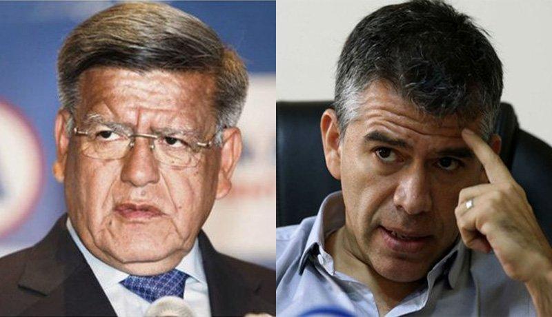 JEE falla contra candidatos Julio Guzmán y César Acuña