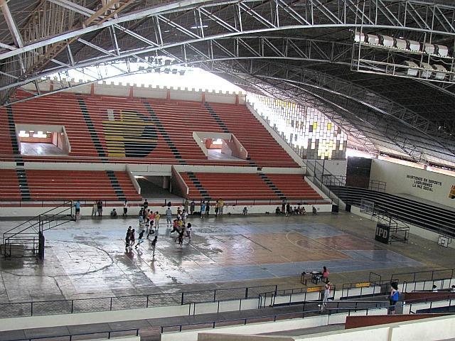 El Coliseo Cerrado de Chiclayo será sede del Grand Prix Mundial de Voleibol.