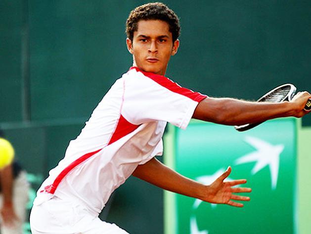 Varillas clasificó al Perú a la siguiente fase del Grupo II de la Copa Davis.