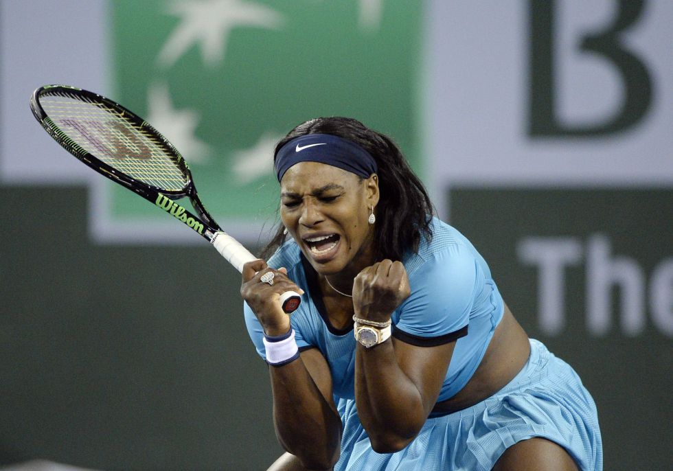 Serena Williams buscará su tercera corona en Indian Wells.