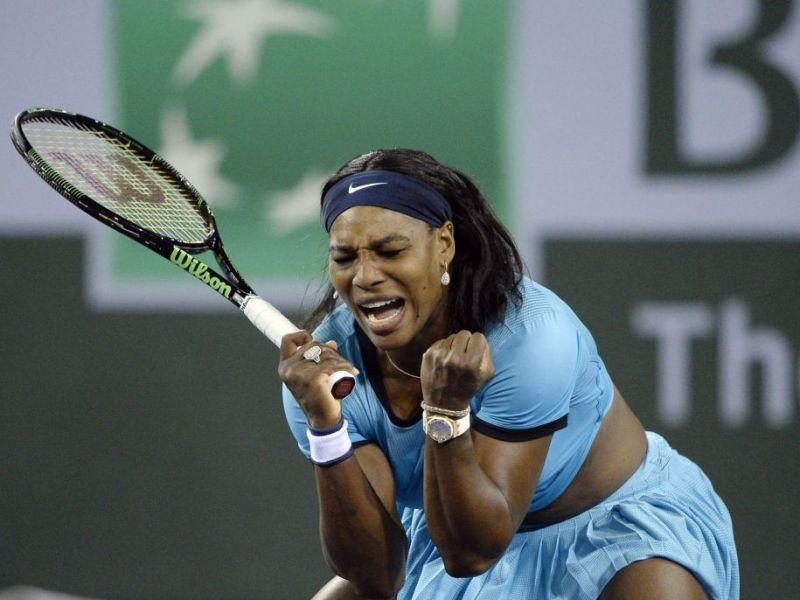 Serena Williams buscará su tercera corona en Indian Wells.