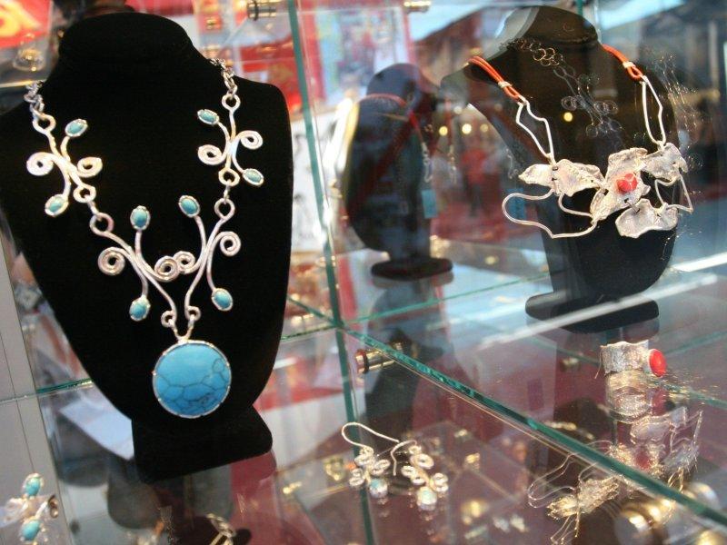 Las joyas y orfebrería peruanas se direccionaron principalmente a Estados Unidos dentro de los meses de enero y febrero.