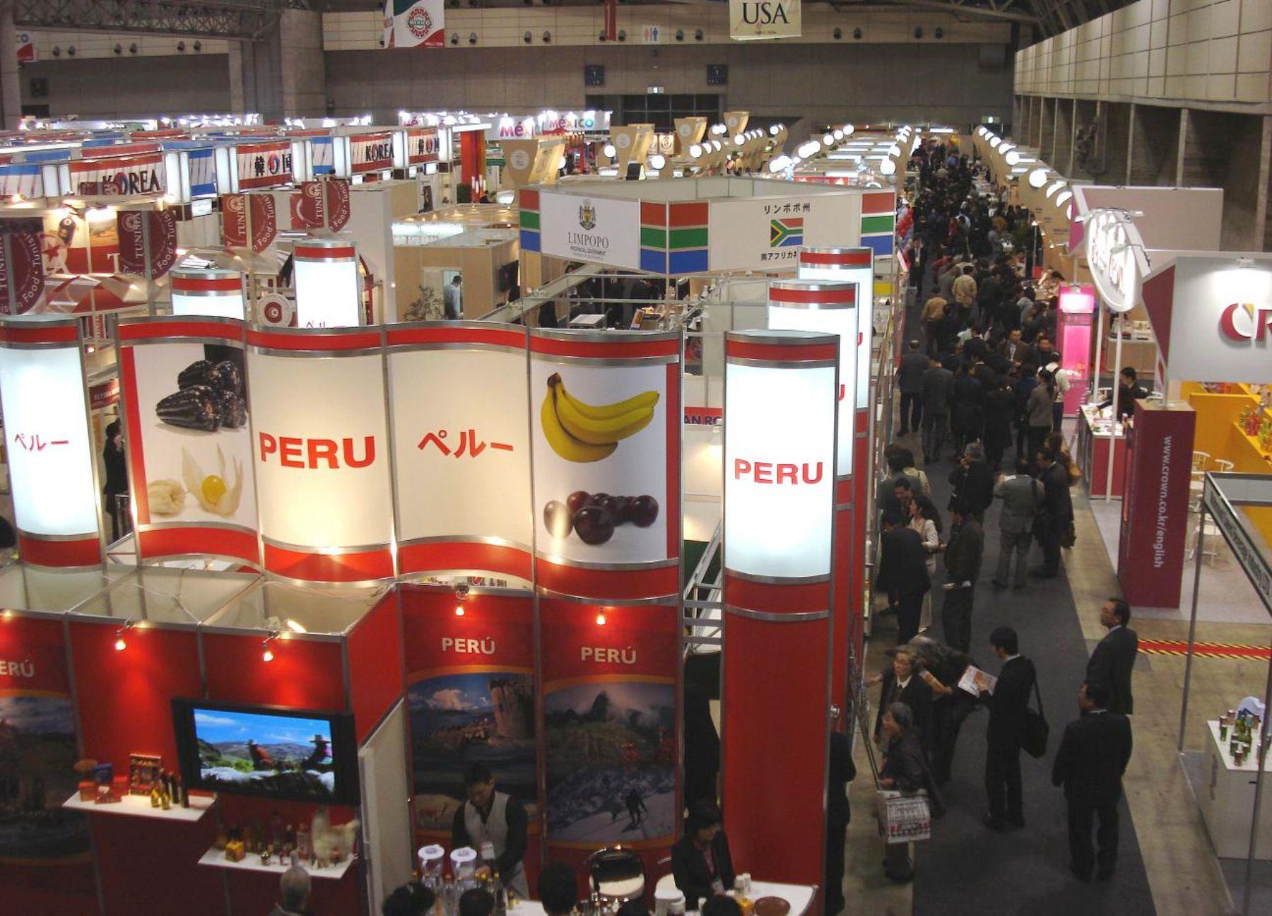 Exportadoras del rubro agro presentaron en Japón importante oferta de alimentos.