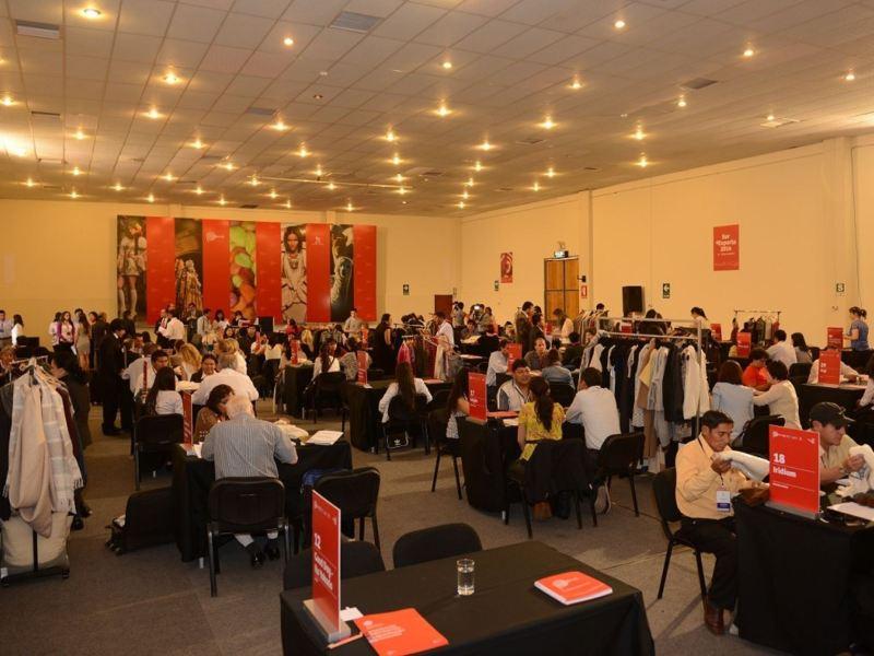 Diversos productos peruanas llamaron la atención de compradores alemanes durante misión comercial.
