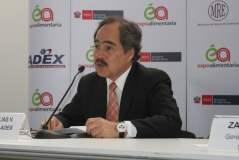 Juan Varillas asumió hoy presidencia de Adex por segunda ocasión.