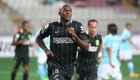 Nacional aprovechó su única chance clara de gol para celebrar ante Cristal.