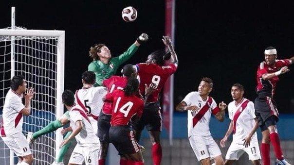 Perú jugará en Lima un amistoso contra Trinidad y Tobago.
