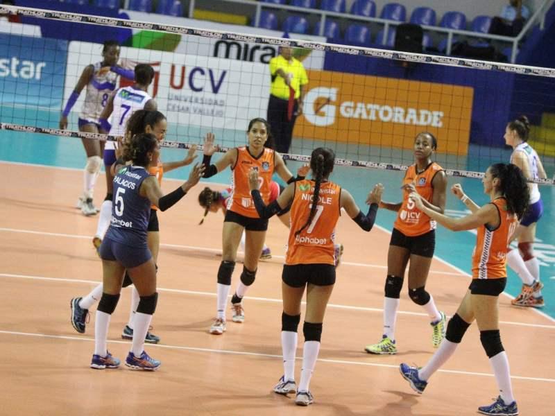 Vallejo dio un paso sólido y contundente para alcanzar las semifinales de la LNSVF.