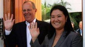 PPK y Keiko Fujimori