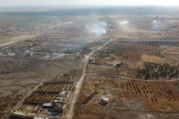 Impactante: ISIS usa drones para ataques en Siria