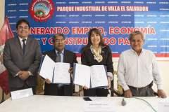 Pymes de Villa El Salvador buscan unir esfuerzos para internacionalizarse.