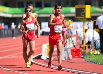 Yurivilca es uno de los 22 deportistas peruanos que hasta el momento han logrado su clasificación a los JJ.OO. de Río de Janeiro.