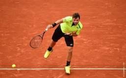 Wawrinka sigue sosteniendo su defensa por el título del Roland Garros.