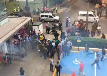 Mujer cambista es asesinada por marcas en San Isidro
