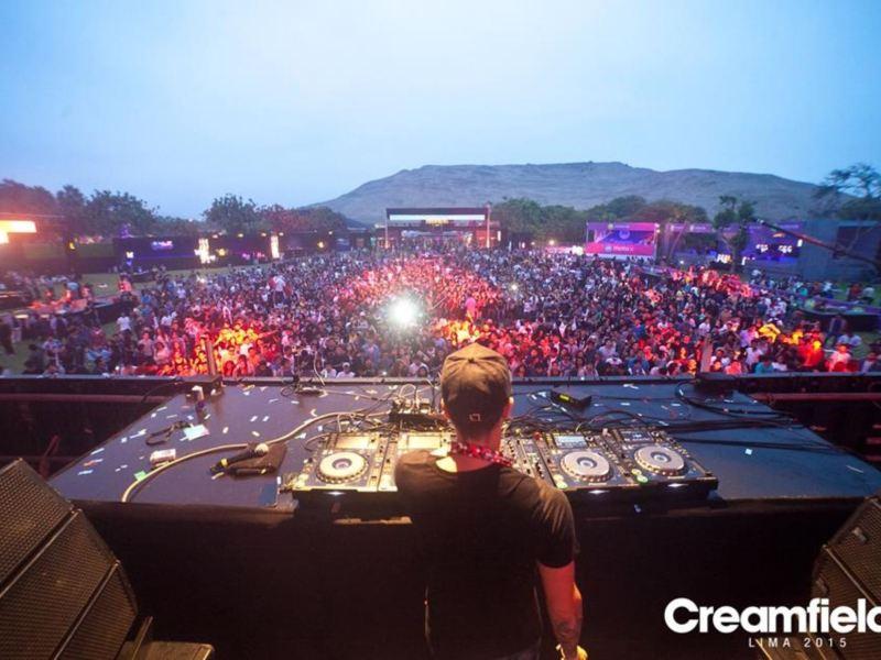 Creamfields Perú