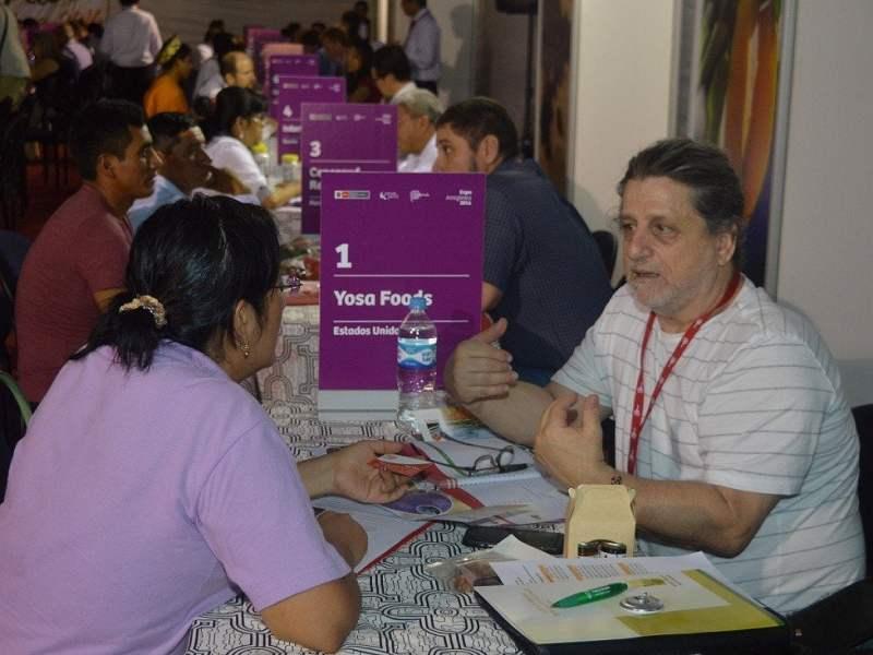 Empresarios peruanos ofrecieron productos de calidad en la Expoamazónica llevada a cabo en Tingo María.