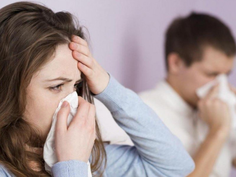 Cuidado con la gripe e influenza