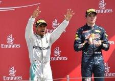 Hamilton dominó en Silverstone y quedó a cuatro puntos del líder actual de la F1.