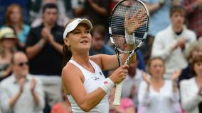 Radwanska avanzó a otra instancia de Wimbledon.