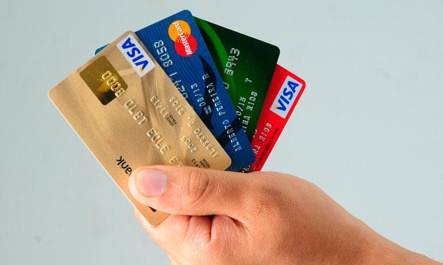 No se endeude más con las tarjetas de crédito