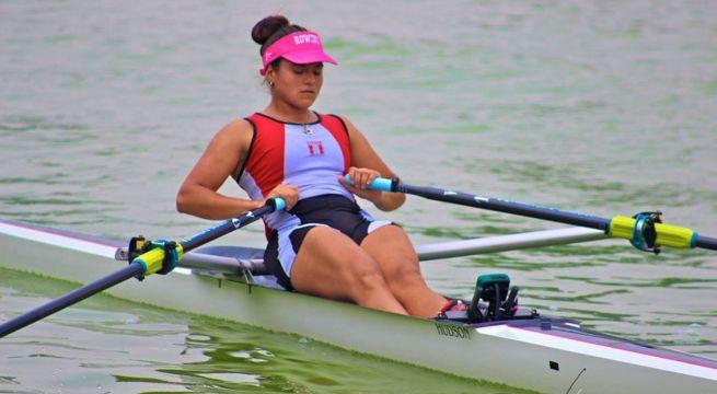 Camila Valle puso fin a su participación en Río 2016.