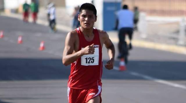 Yurivilca participó por primera vez en unos Juegos Olímpicos.