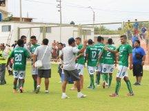 El club Los Caimanes lucha por ascender a la primera división.