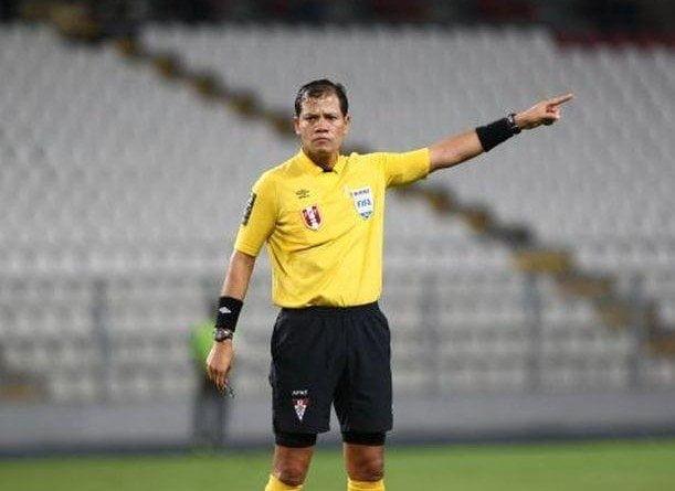 El referí peruano Víctor Hugo Carrillo volverá a dirigir en las clasificatorias.