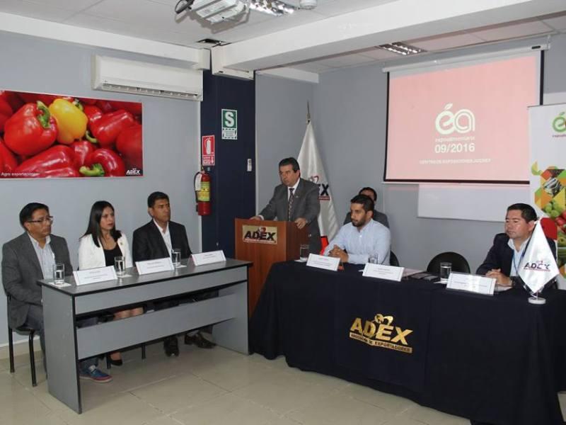 Empresarios del norte del país participarán en la Expoalimentaria 2016.