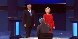 Hillary Clinton vs Donald Trump: así fue el debate en los EE.UU.