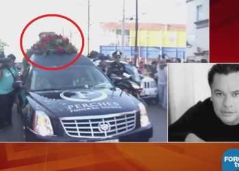 Cenizas de Juan Gabriel llegaron a México