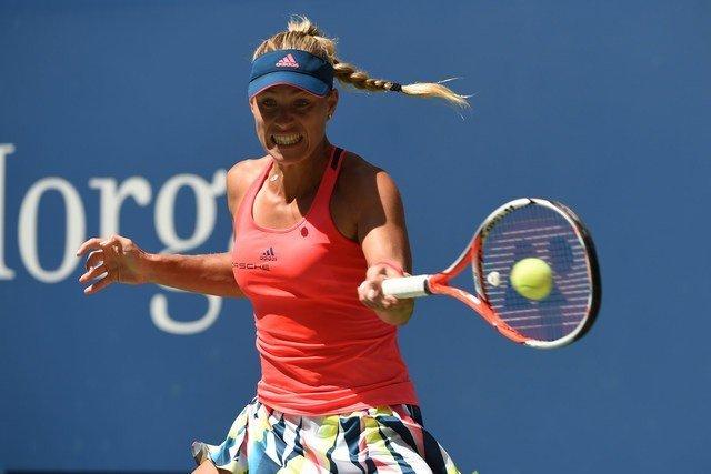 Kerber impuso su jerarquía para pasar a octavos de final del US Open.
