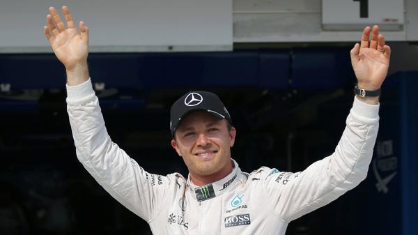 Rosberg dominó en Singapur y se convirtió otra vez en el líder de la clasificación de pilotos.