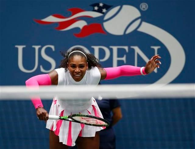 Serena Williams pasó sin apuros a los octavos.