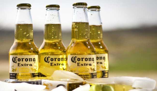 A nivel internacional, la cerveza Corona es la preferida de los peruano.