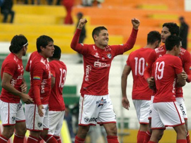 El histórico club Cienciano lucha por retornar a la primera categoría del fútbol peruano.