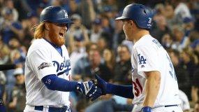 Los Dodgers celebraron nuevo blanqueo sobre los Cachorros con dos jonrones.