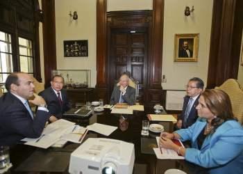 Consejo de Estado llevó a cabo su primera reunión.