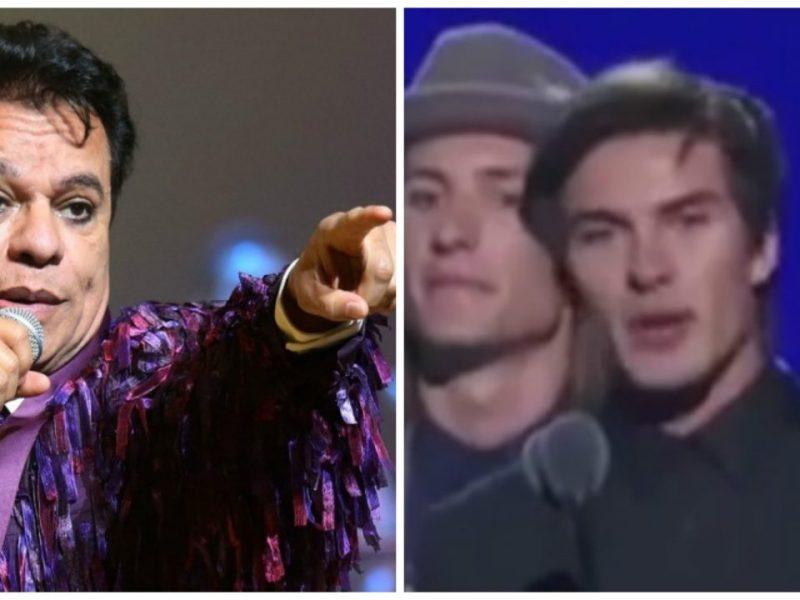 Presentó el Latin Grammy y olvidó de que Juan Gabriel había muerto